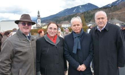 Spominska slovesnost v Svečah na avstrijskem Koroškem