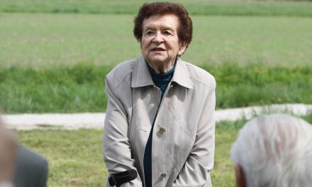 Nuša Kerševan, predsednica društva Zeleni prstan