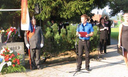 Govor Amirja Crnojevića, predsednika Četrtne skupnosti Posavje v Ljubljani