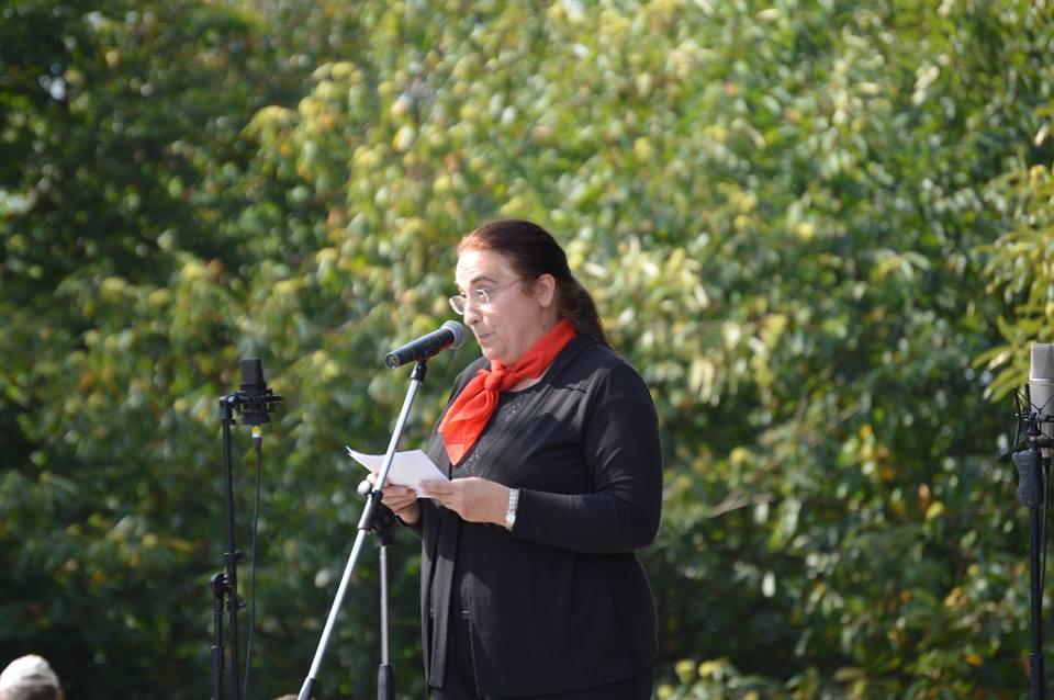 Govor dr. Ljubice Jelušič na Trebelnem
