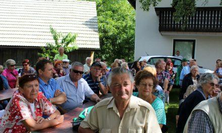 Na Limbarski gori in Šipku v spomin na Šlandrovo brigado