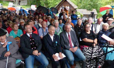 Pestro spominsko dogajanje na avstrijskem Koroškem