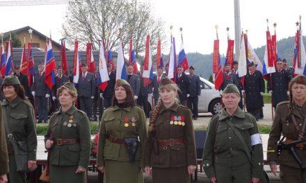 Slovesnost v Dobrniču, 9. oktobra
