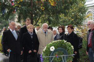 Venec v spomin na narodne heroje 2. svetovne vojne