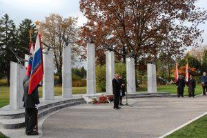 Spomenik ruskim vojakom, padlim v 1. in 2. svetovni vojni na slovenskih tleh