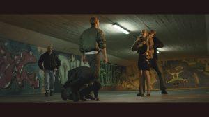 Prizor iz filma Strah, režiserja Dejana Baboska