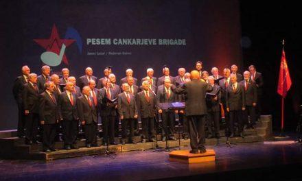 Govor dr. Ljubice Jelušič na letnem koncertu PPZ v Ljubljani, 3. 11.