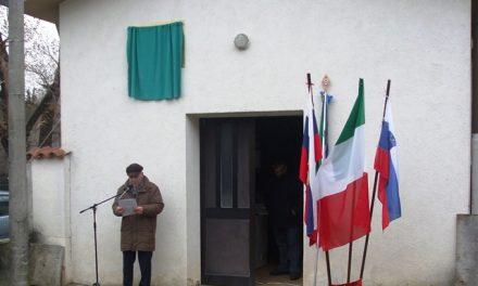 Govor prof. Alda Rupla, v Podgori (Italija), 11. 12.