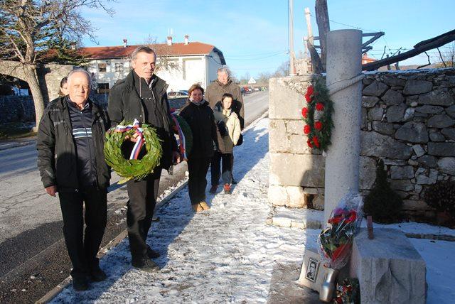 Obletnica usmrtitve Marjana Štoka