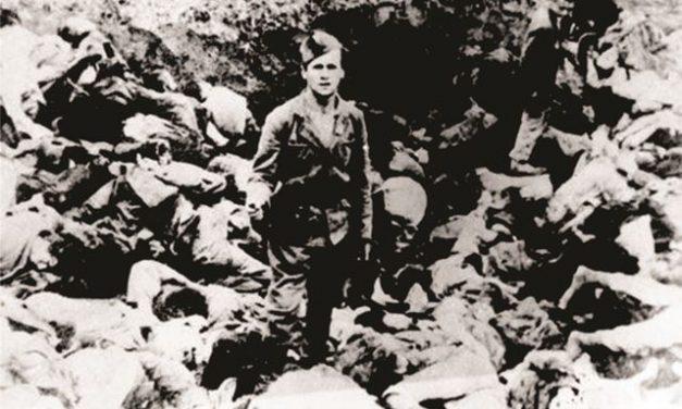 Umik okupatorjevih in kvizlinških enot iz Jugoslavije