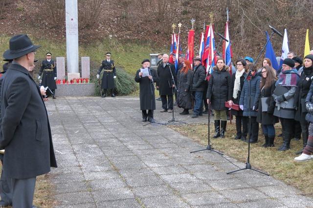 Govor Sama Bevka, Kamnitnik 9. februar 2017
