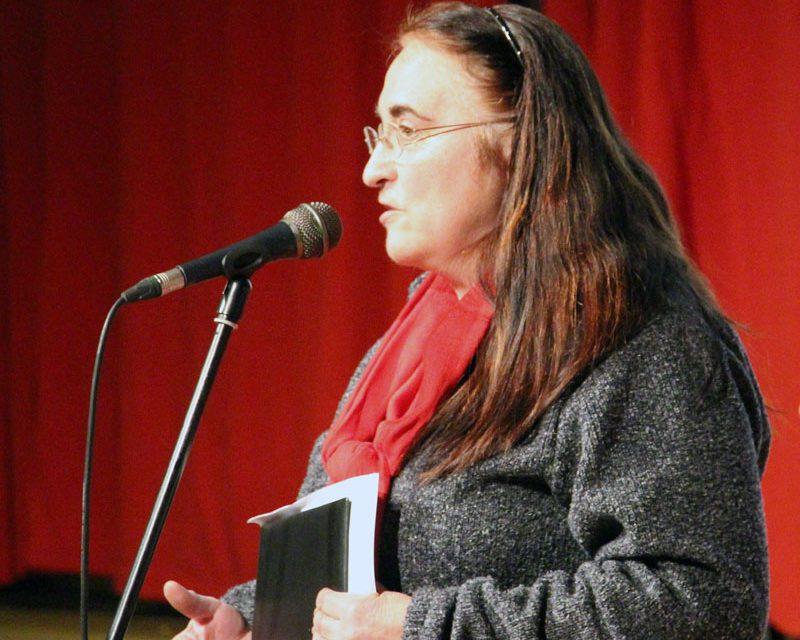 Govor dr. Ljubice Jelušič, 27. januar, Cerkno