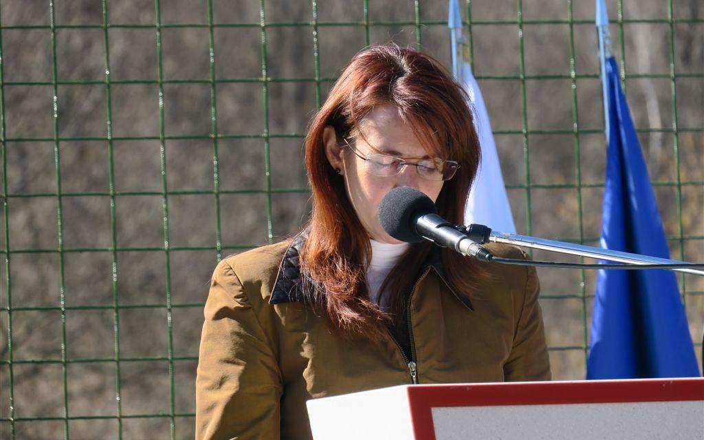 Govor Andreje Katič, Gradenc pri Žužemberku, 11. marec 2017