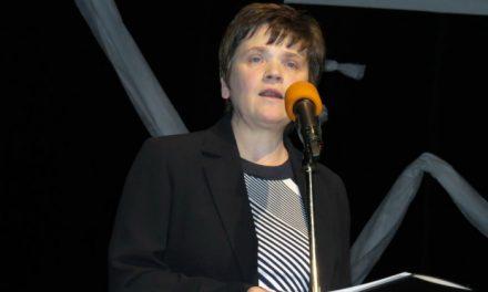 Govor dr. Jožice Jožef Beg, ob dnevu boja proti okupatorju, Semič, 26. april 2017