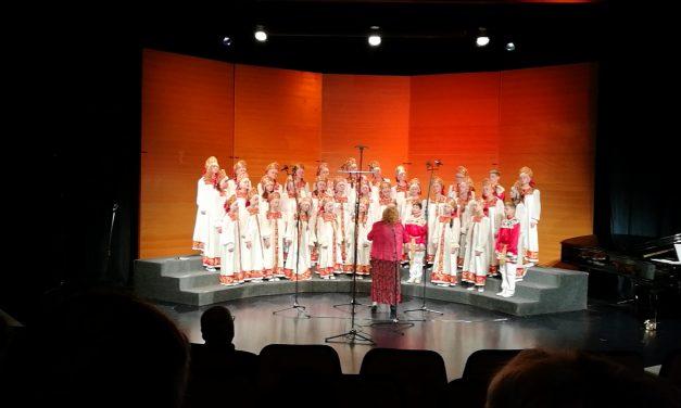 Koncerti zbora Navdih iz Moskve