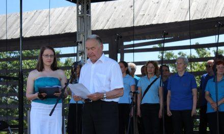 Govor Tita Turnška, na Jančah  28. maja 2017