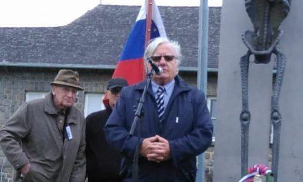 Govor Toneta Partljiča, Pokljuka, 8. julija 2017