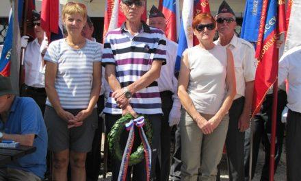 Ob 76. obletnici ustanovitve Cankarjevega bataljona