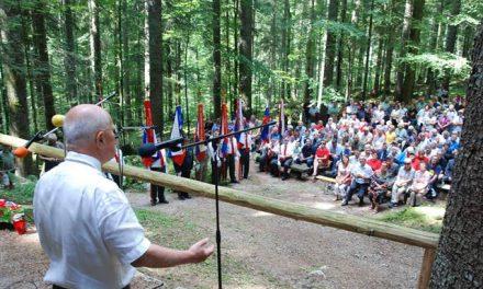Govor Boštjana Žekša na Ogenjci,  30. julija 2017