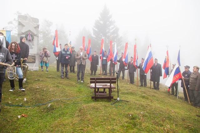 Govor Dušana Pluta, pod Krvavcem, 9. september 2017