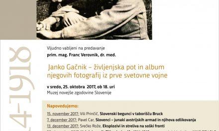 Janko Gačnik – življenjska pot