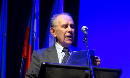 Savin Jogan, Ajdovščina, 26. oktober 2017