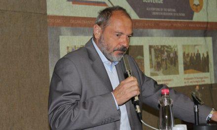 Govor Franceta Križaniča, Črnuče, 25. oktobra 2017