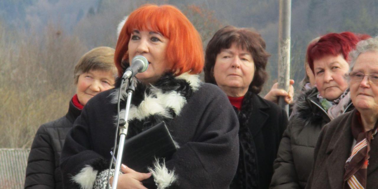 Vlasta Nussdorfer, Brdce nad Cerknim, 27. januar 2018