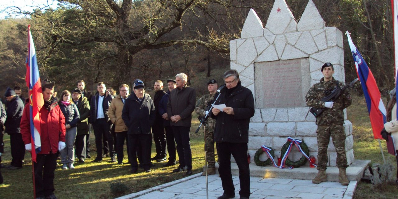 Marijan Križman, Dovce pri Komnu, 4. februar 2018