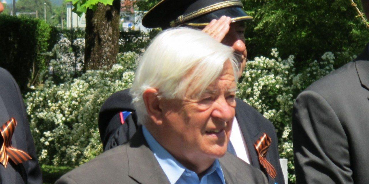 Milan Kučan, Idrijski log, 9. junij 2018