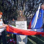 Odkrili doprsni kip Danilu Petrinji – Primožu