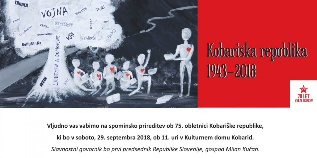 KOBARIŠKA REPUBLIKA  1943 – 2018