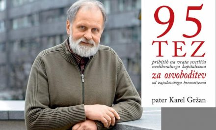 Knjižica Karla Gržana razkriva mehanizme delovanja hrematizma