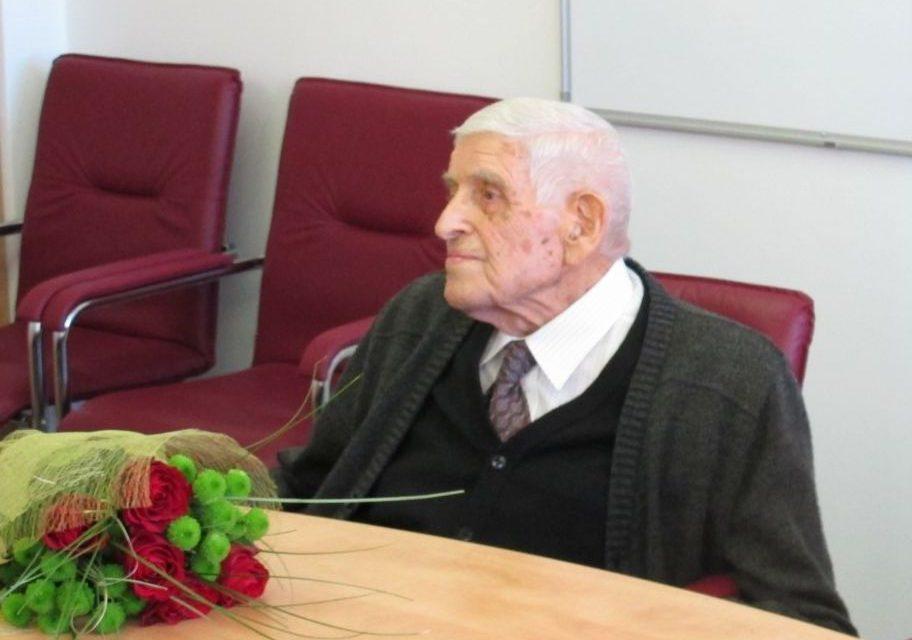 SPOMINSKI DAN USTANOVE DR. ŠIFTARJEVA FUNDACIJA – 18.2.2019