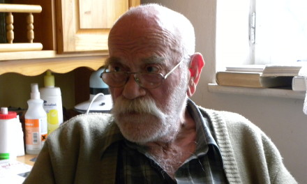 Viktor Kirn – Janošek je praznoval 95 let