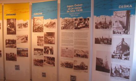 Razstava o izgnancih, beguncih in prisilnih delavcih slovanskih narodov