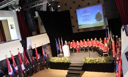 Slavnostna seja ZZB za vrednote NOB Slovenije