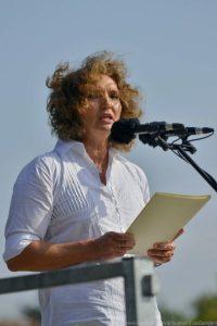 Ksenija Dobrila, predsednica paritetnega odbora za slovensko manjšino (fotoDamj@n, Primorski dnevnik)