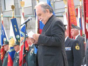Mirovno sporočilo dr. Matjaža Kmecla