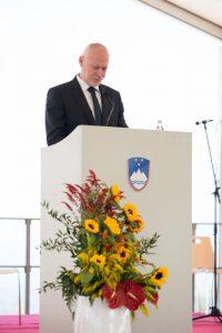 Slavnostni nagovor predsednika Državnega zbora dr. Milana Brgleza na prireditvi ob mednarodnem dnevu miru na Cerju ob Pomniku braniteljem slovenske zemlje na Cerju, 24, september 2016