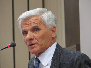 dr. Marjan Žnidarič, predsednik ZZB za vrednote NOB Maribor