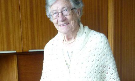 Nuša Žuraj, aktivistka, kurirka, častna članica ZZB Slovenska Bistrica