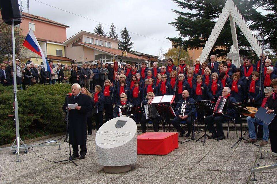 Govor Milana Kučana v Kozini