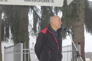 Tone Kovačič je spregovoril o življenjski poti svojega strica Jožeta Kovačiča