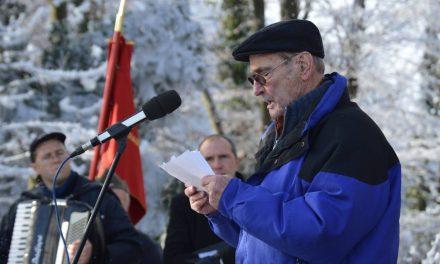 Govor Franca Severja – Frante na Tisju nad Litijo, Tisje, 24. 12. 2016