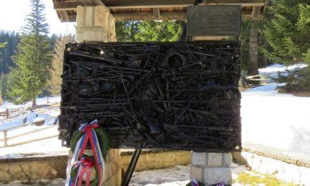 Spominska slovesnost na Goreljku – Zmaga mrtvega bataljona