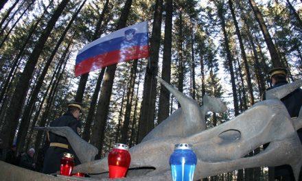 Osankarica: spomin na padec Pohorskega bataljona
