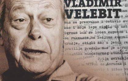 Vladimir  Velebit: Moje življenje