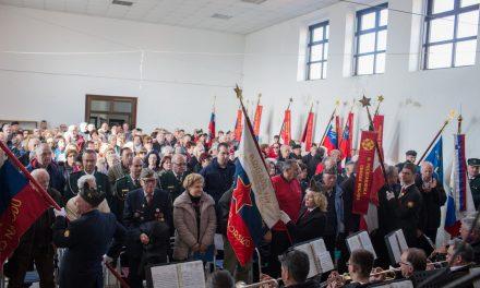 Spominska slovesnost na herojsko bitko v Borštu