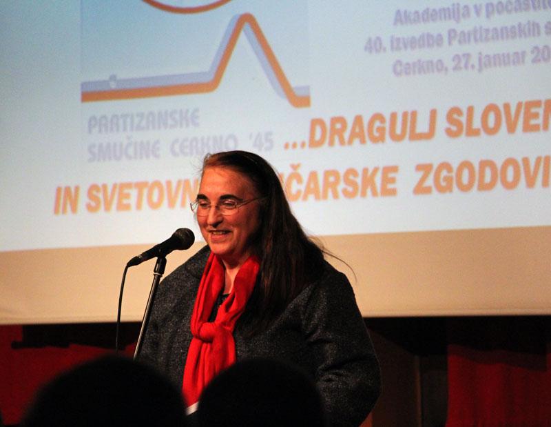 Govor dr. Ljubice Jelušič, 27. januar 2017, OŠ Cerkno